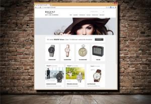 REGENT Uhren Website (c) JFK089